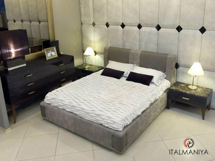 Фото 1 - Спальня Daytona фабрики Signorini & Coco (производство Италия) в современном стиле из массива дерева