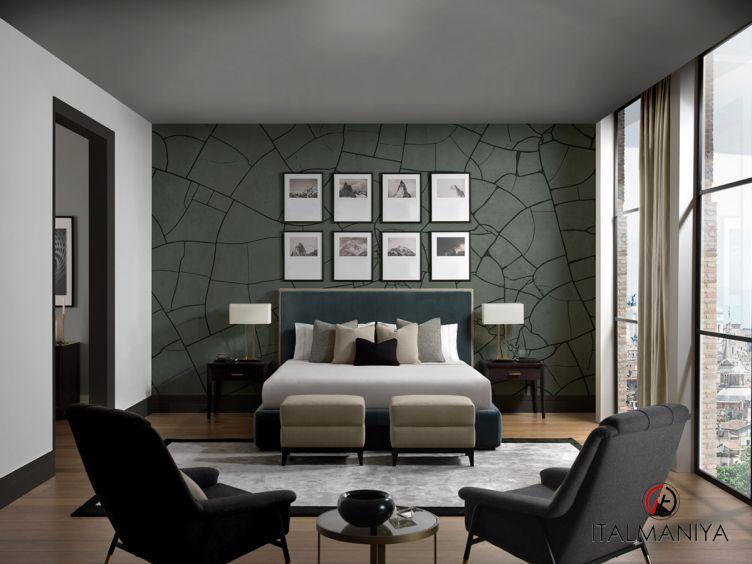 Фото 1 - Спальня Flat фабрики Tosconova (производство Италия) в современном стиле из массива дерева