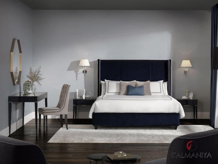Фото 1 - Спальня Ritz фабрики Tosconova (производство Италия) в современном стиле из массива дерева