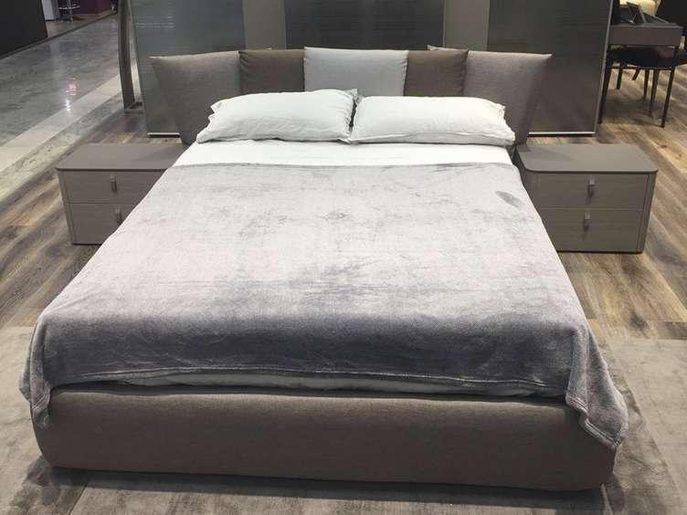 Фото 1 - Спальня Ninfea/Mono фабрики Maronese / ACF (производство Италия) в современном стиле из МДФ