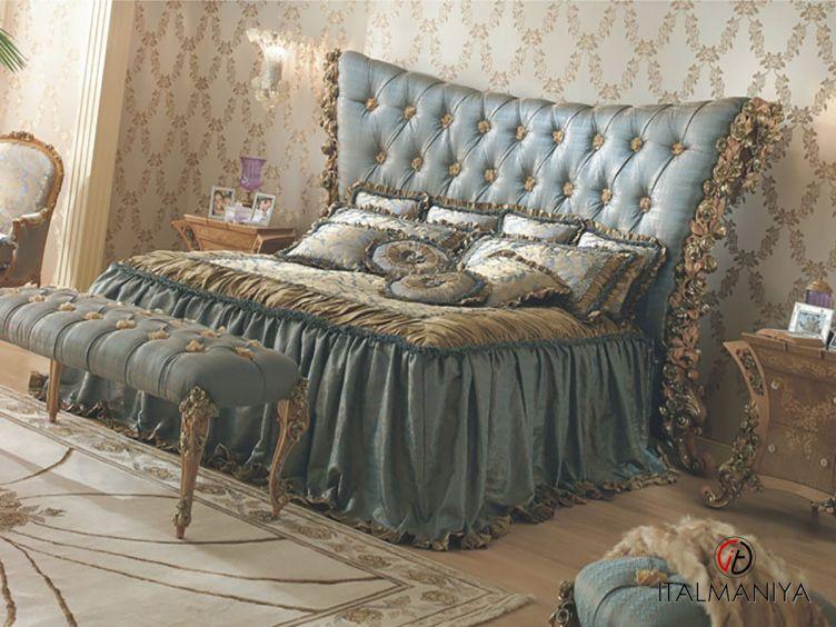 Фото 1 - Спальня Bouquet фабрики Riva (производство Италия) в классическом стиле из массива дерева