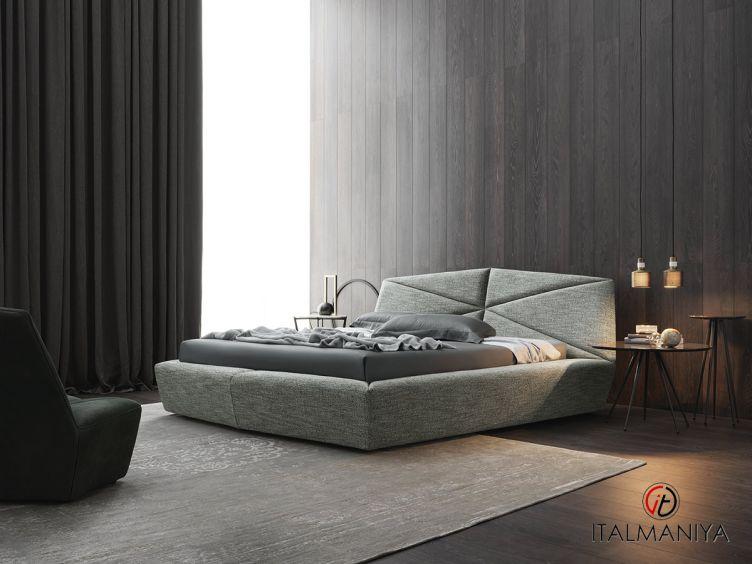 Фото 1 - Спальня Gossip фабрики Alberta (производство Италия) в классическом стиле из массива дерева