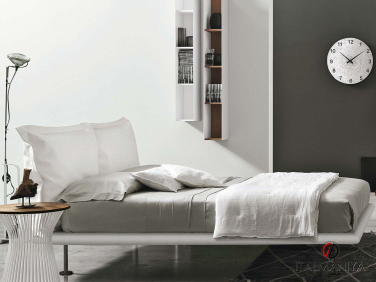Фото 1 - Спальня Dream фабрики Tomasella (производство Италия) в современном стиле из массива дерева