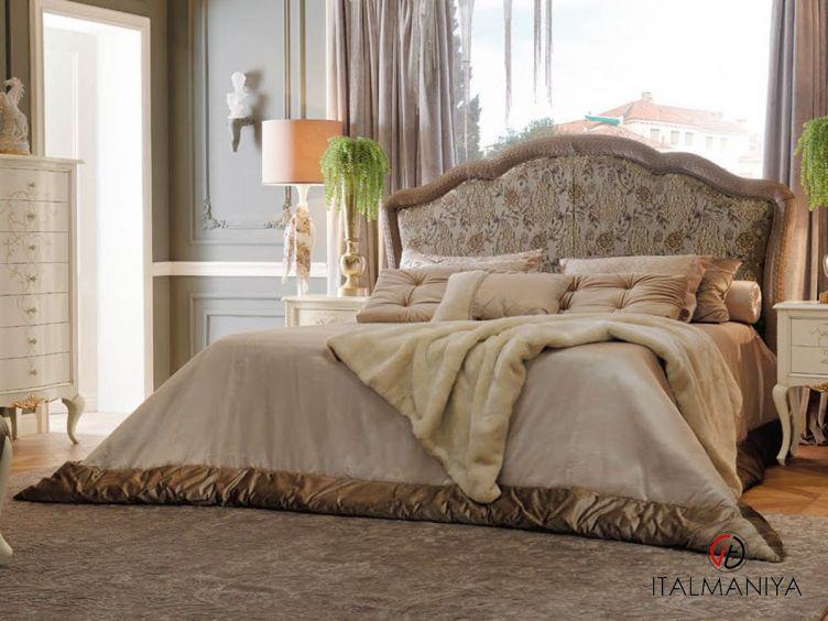 Фото 1 - Спальня Memorie veneziane фабрики Giorgiocasa (производство Италия) в классическом стиле из массива дерева
