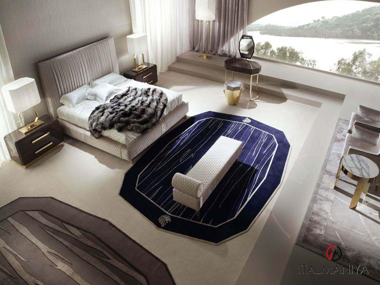 Фото 1 - Спальня Infinity фабрики Giorgio Collection (производство Италия) в современном стиле из массива дерева