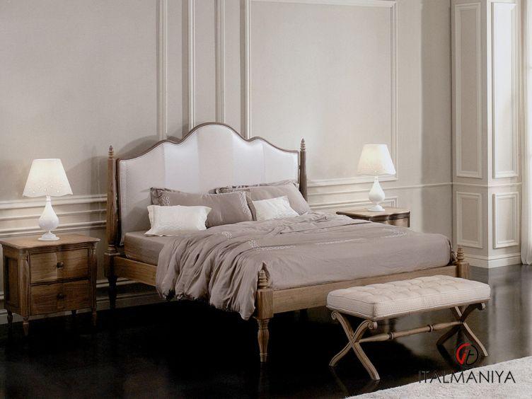 Фото 1 - Спальня Allure фабрики Gold Confort (производство Италия) в классическом стиле из массива дерева