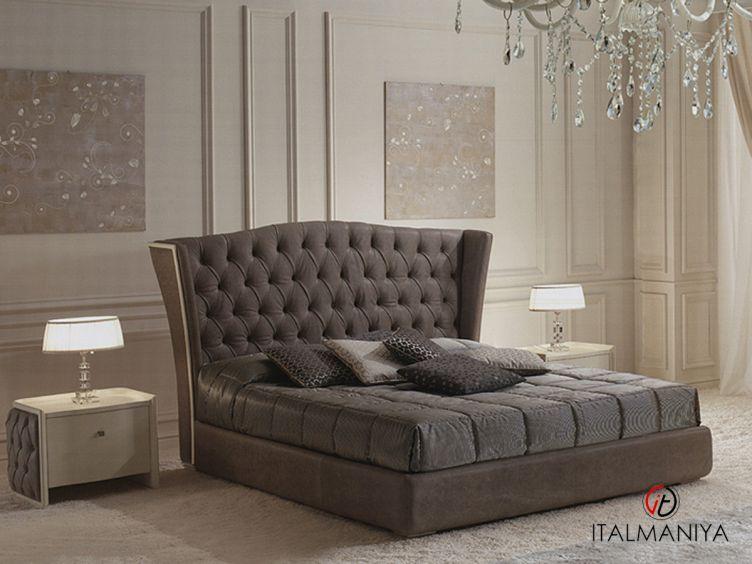 Фото 1 - Спальня Fashion фабрики Gold Confort (производство Италия) в классическом стиле из массива дерева