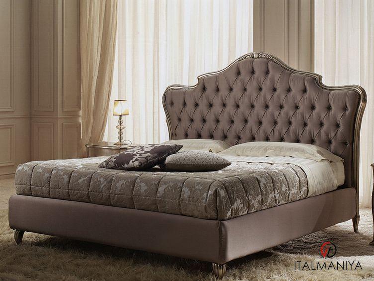 Фото 1 - Спальня Eden фабрики Gold Confort (производство Италия) в классическом стиле из массива дерева
