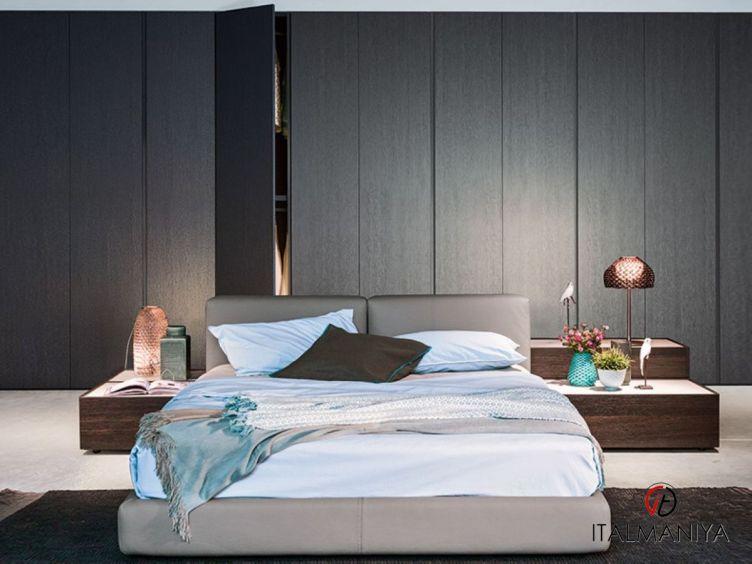 Фото 1 - Спальня California фабрики Alf (производство Италия) в современном стиле из МДФ