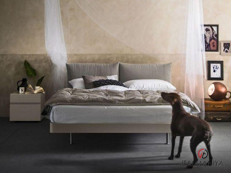 Фото 1 - Спальня Cloud фабрики Alf (производство Италия) в современном стиле из МДФ