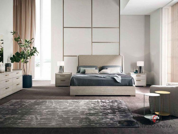 Фото 1 - Спальня Demetra фабрики Alf (производство Италия) в современном стиле