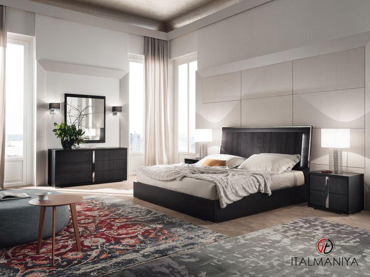Фото 1 - Спальня Etna фабрики Alf (производство Италия) в современном стиле