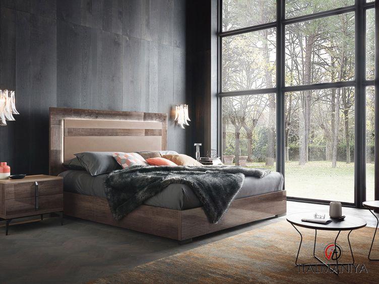 Фото 1 - Спальня Matera фабрики Alf (производство Италия) в современном стиле из МДФ