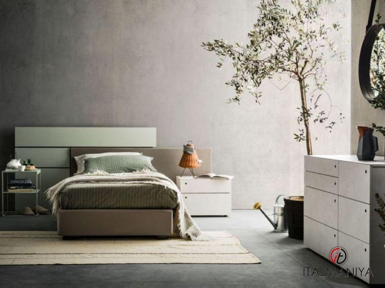Фото 1 - Спальня Skip фабрики Alf (производство Италия) в современном стиле из массива дерева