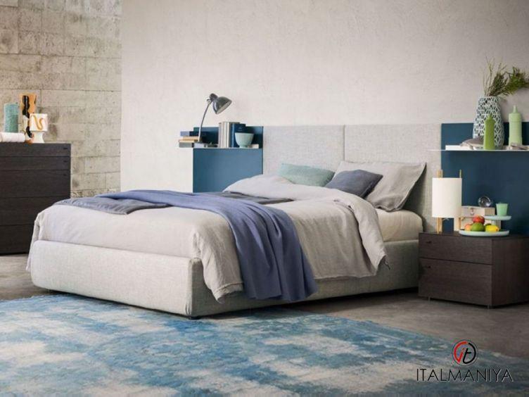 Фото 1 - Спальня Suite System фабрики Alf (производство Италия) в современном стиле из массива дерева