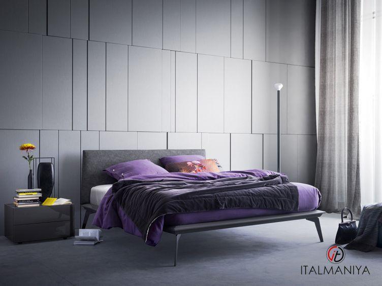 Фото 1 - Спальня Xilo фабрики Alf (производство Италия) в современном стиле из массива дерева