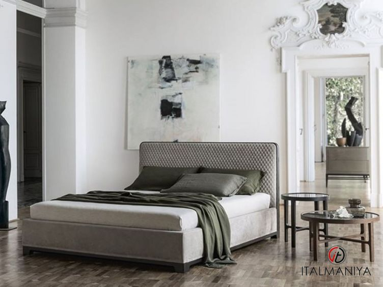 Фото 1 - Спальня BALI фабрики Alivar (производство Италия) в современном стиле из металла