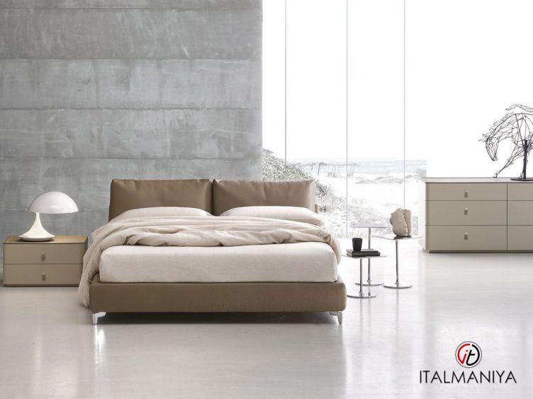 Фото 1 - Спальня Oasi 100993 фабрики Alivar (производство Италия) в современном стиле из металла