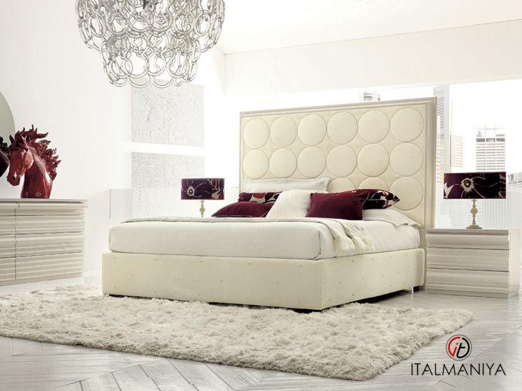 Фото 1 - Спальня Home фабрики Altamoda (производство Италия) в современном стиле из массива дерева