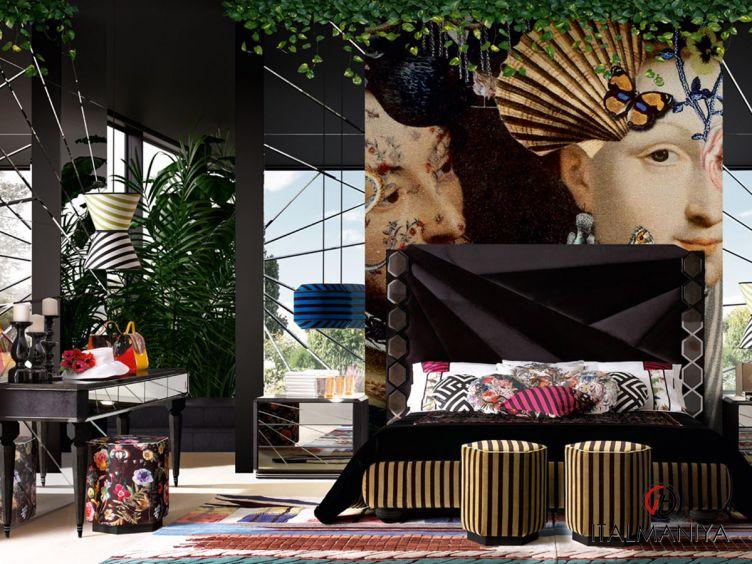 Фото 1 - Спальня Jaguar фабрики Altamoda (производство Италия) в современном стиле из массива дерева