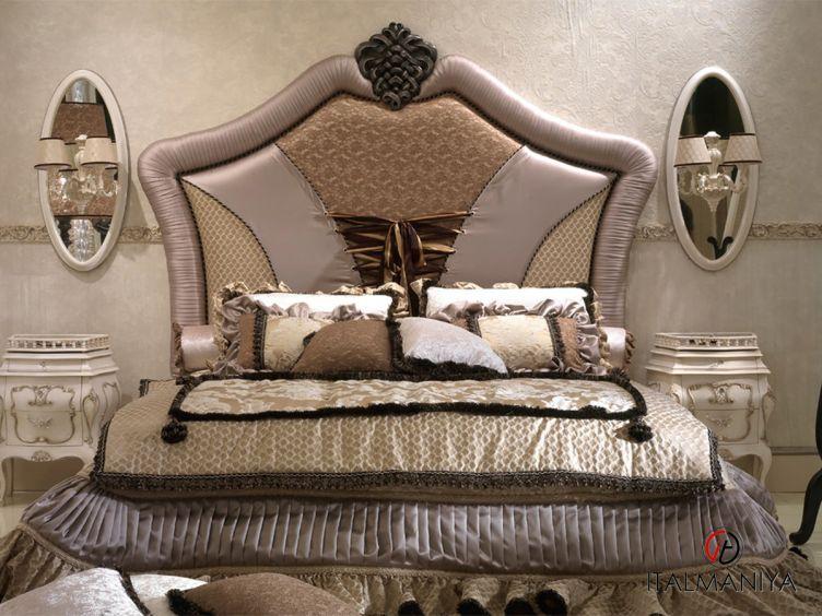 Фото 1 - Спальня Amelihome 2 фабрики Amelihome (производство Италия) в классическом стиле из массива дерева