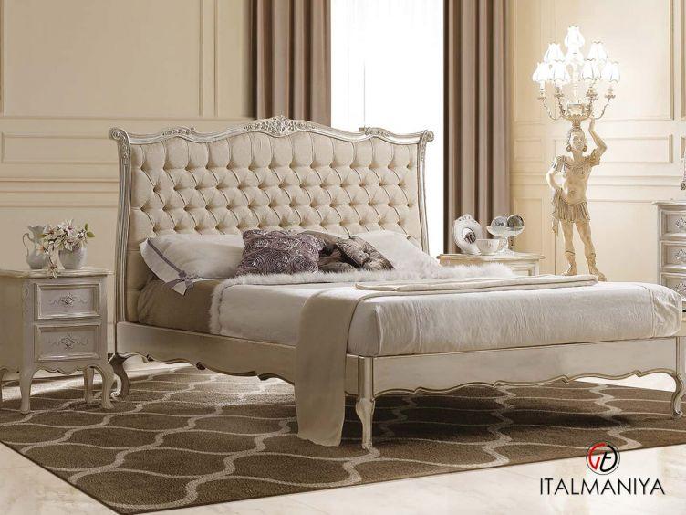 Фото 1 - Спальня 322GL фабрики Andrea Fanfani (производство Италия) в классическом стиле из массива дерева