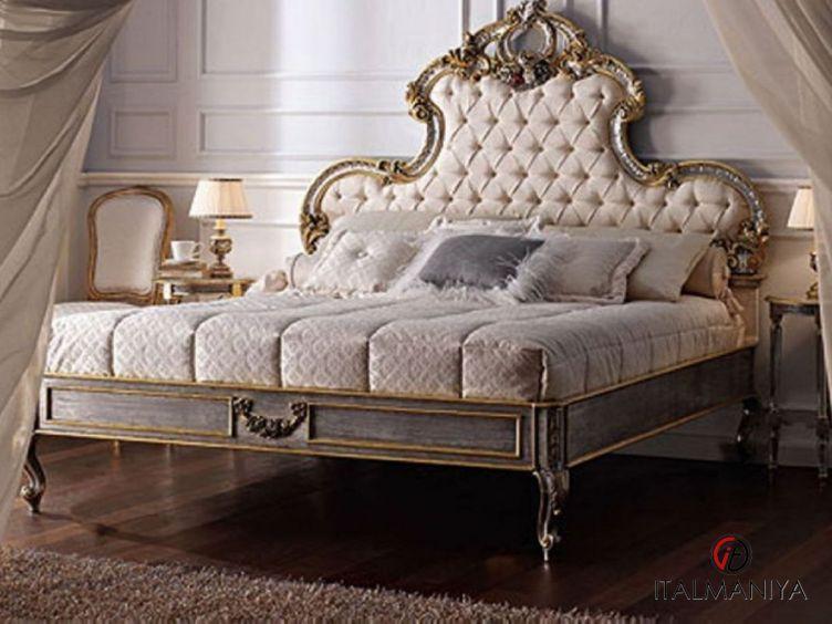Фото 1 - Спальня 3N фабрики Andrea Fanfani (производство Италия) в классическом стиле из массива дерева