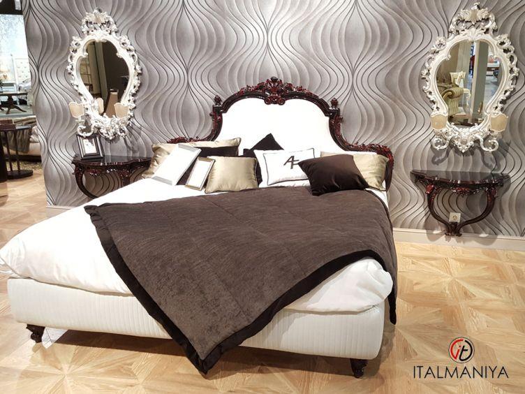 Фото 1 - Спальня Andrea Fanfani фабрики Andrea Fanfani (производство Италия) в классическом стиле из массива дерева