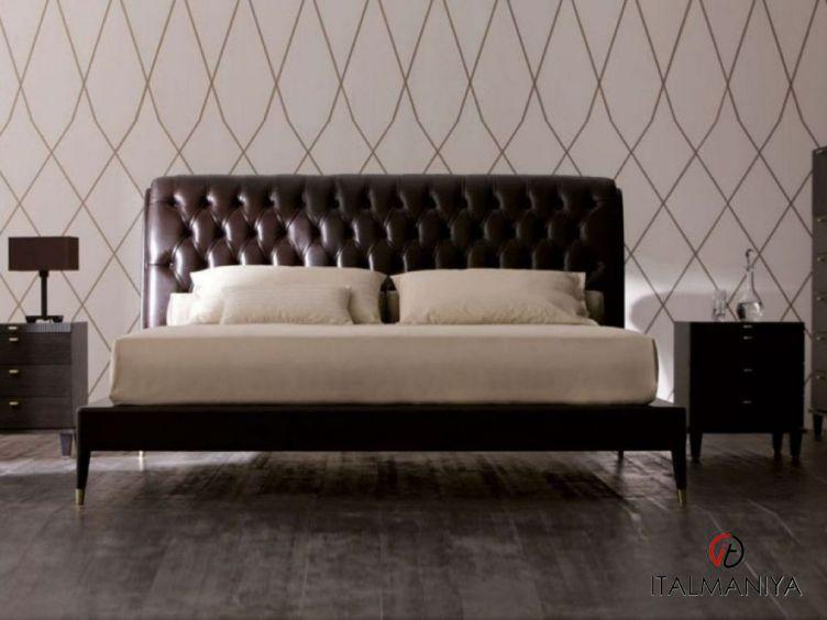 Фото 1 - Спальня Iris Dimitri фабрики Angelo Cappellini (производство Италия) в современном стиле из массива дерева