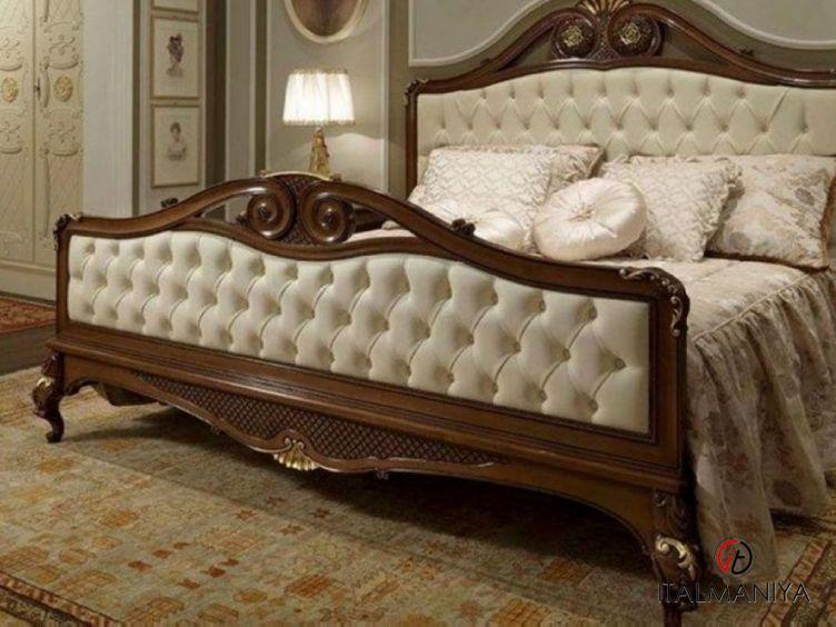 Фото 1 - Спальня Belle Epoque фабрики Arca (производство Италия) в классическом стиле из массива дерева
