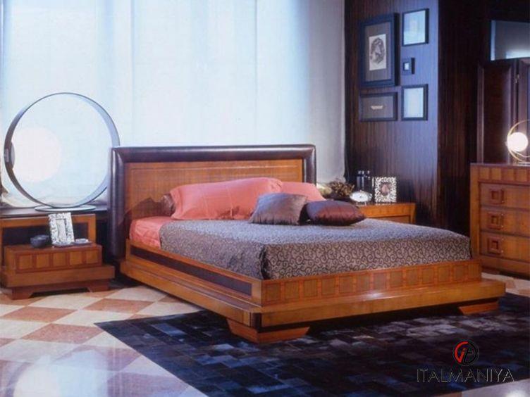 Фото 1 - Спальня Collezione 31 night фабрики Arca (производство Италия) в классическом стиле из массива дерева