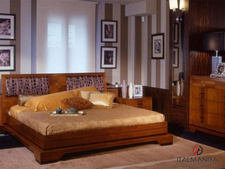 Фото 1 - Спальня Collezione 35 night фабрики Arca (производство Италия) в классическом стиле из массива дерева