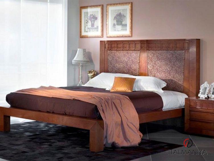 Фото 1 - Спальня Collezione 36 night фабрики Arca (производство Италия) в классическом стиле из массива дерева