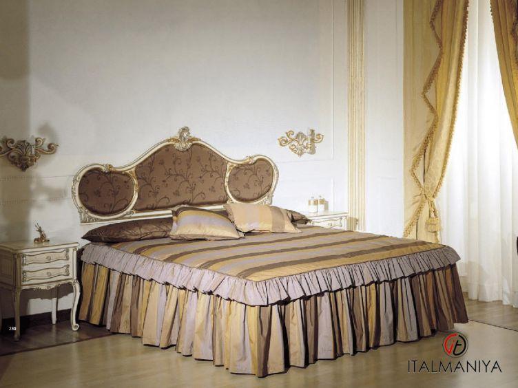 Фото 1 - Спальня Laurel фабрики Asnaghi Interiors (производство Италия) в классическом стиле из массива дерева