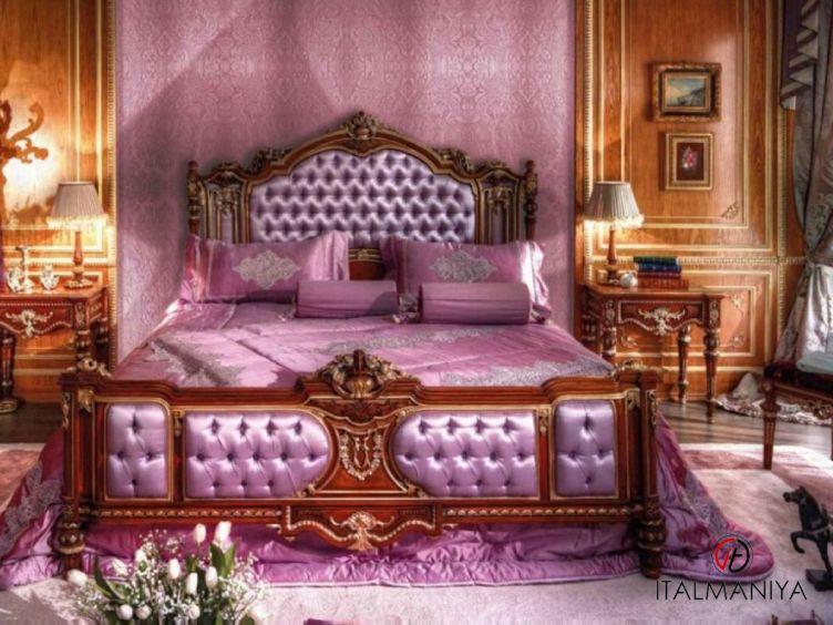 Фото 1 - Спальня Tropea фабрики Asnaghi Interiors (производство Италия) в классическом стиле из массива дерева