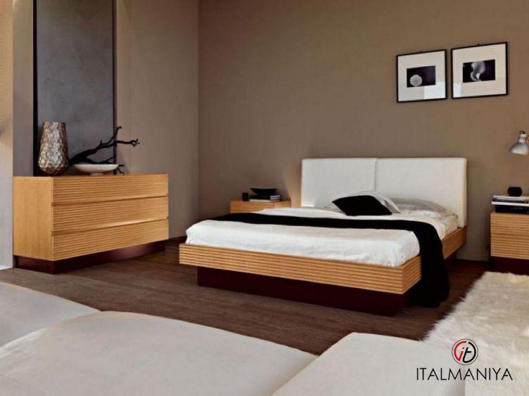 Фото 1 - Спальня Century фабрики Bamax (производство Италия) в современном стиле из массива дерева