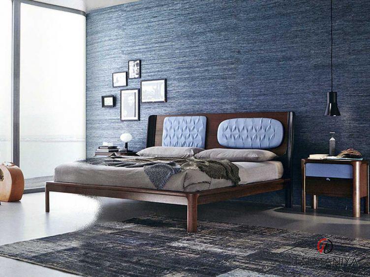 Фото 1 - Спальня Jules фабрики Bamax (производство Италия) в современном стиле из массива дерева