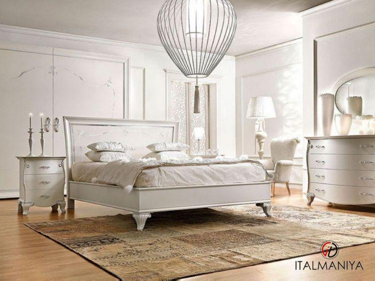 Фото 1 - Спальня Sogni D'Amore фабрики Barnini Oseo (производство Италия) в классическом стиле из массива дерева