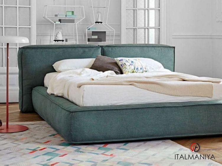 Фото 1 - Спальня Fluff фабрики Bonaldo (производство Италия) в современном стиле из массива дерева