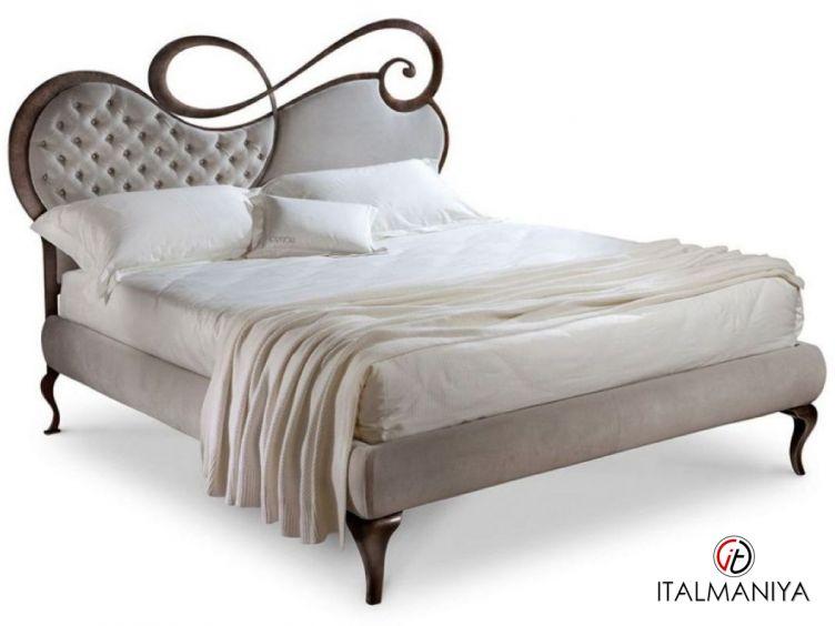 Фото 1 - Спальня Chopin фабрики Cantori (производство Италия) в стиле арт-деко из массива дерева