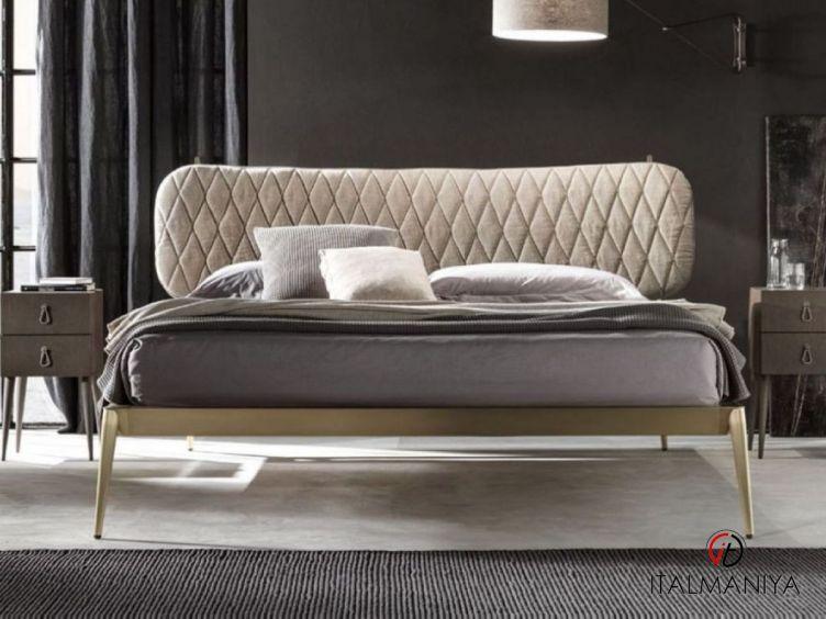 Фото 1 - Спальня Urbino Trapuntato фабрики Cantori (производство Италия) в современном стиле из массива дерева
