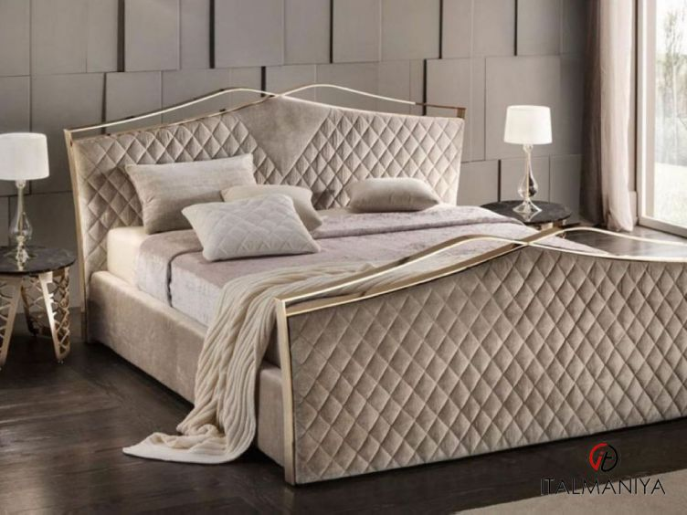 Фото 1 - Спальня Valentino фабрики Cantori (производство Италия) в современном стиле из массива дерева