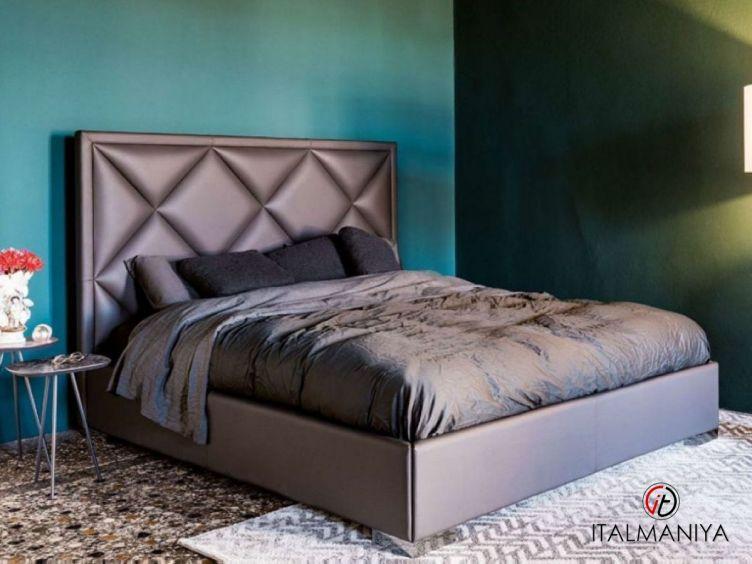 Фото 1 - Спальня Patrick фабрики Cattelan Italia (производство Италия) в современном стиле из массива дерева