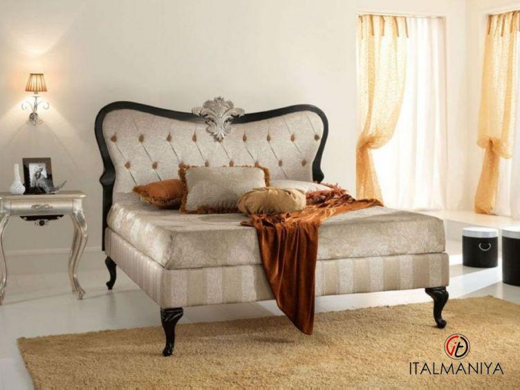 Фото 1 - Спальня Tintoretto фабрики Cis Salotti (производство Италия) в стиле арт-деко из массива дерева
