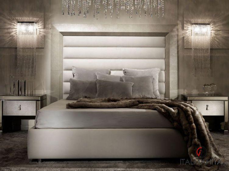 Фото 1 - Спальня Adler фабрики DV Home (производство Италия) в стиле арт-деко из массива дерева