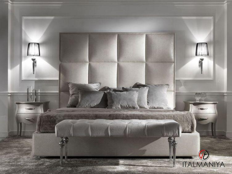 Фото 1 - Спальня Duke фабрики DV Home (производство Италия) в стиле арт-деко из МДФ