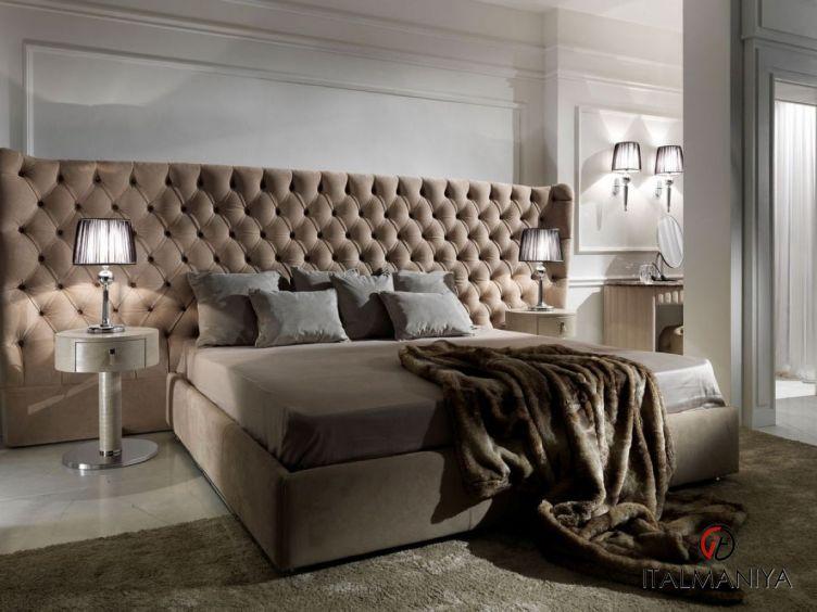 Фото 1 - Спальня Vogue фабрики DV Home (производство Италия) в стиле арт-деко