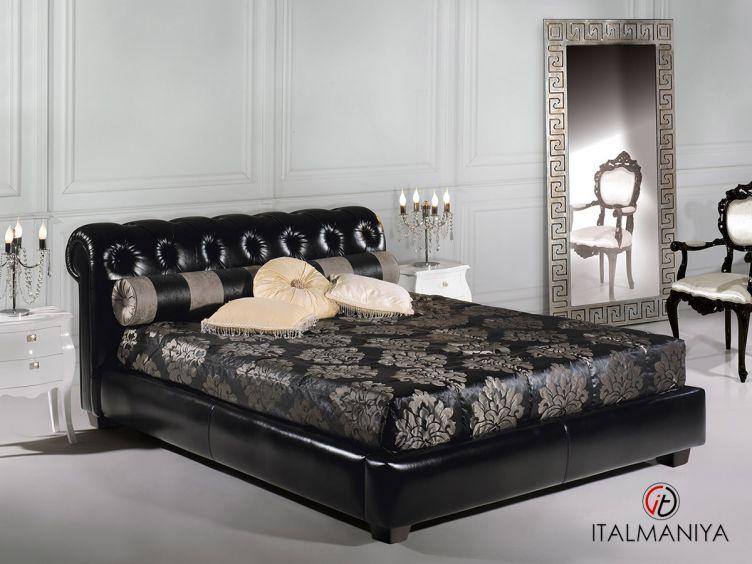 Фото 1 - Спальня Ade фабрики Epoque (производство Италия) в классическом стиле из массива дерева