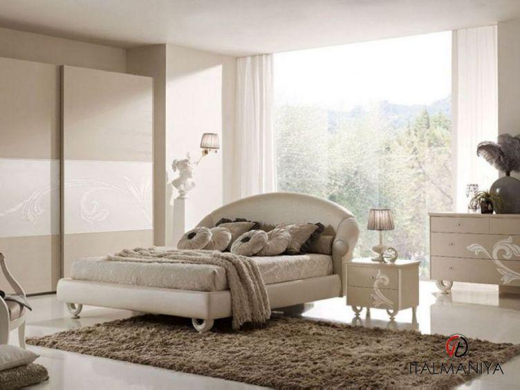 Фото 1 - Спальня Note Di Notte фабрики Ferretti & Ferretti (производство Италия) в классическом стиле из массива дерева