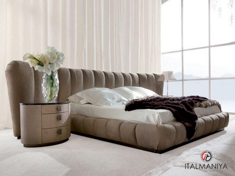 Фото 1 - Спальня Lifetime фабрики Giorgio Collection (производство Италия) в современном стиле из массива дерева